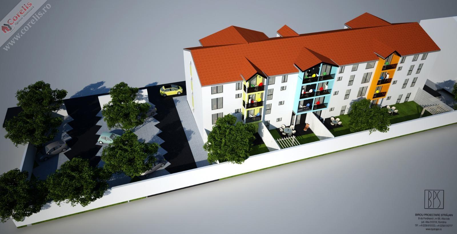 Apartamente noi in Ansmablul HAPPY RESIDENCE