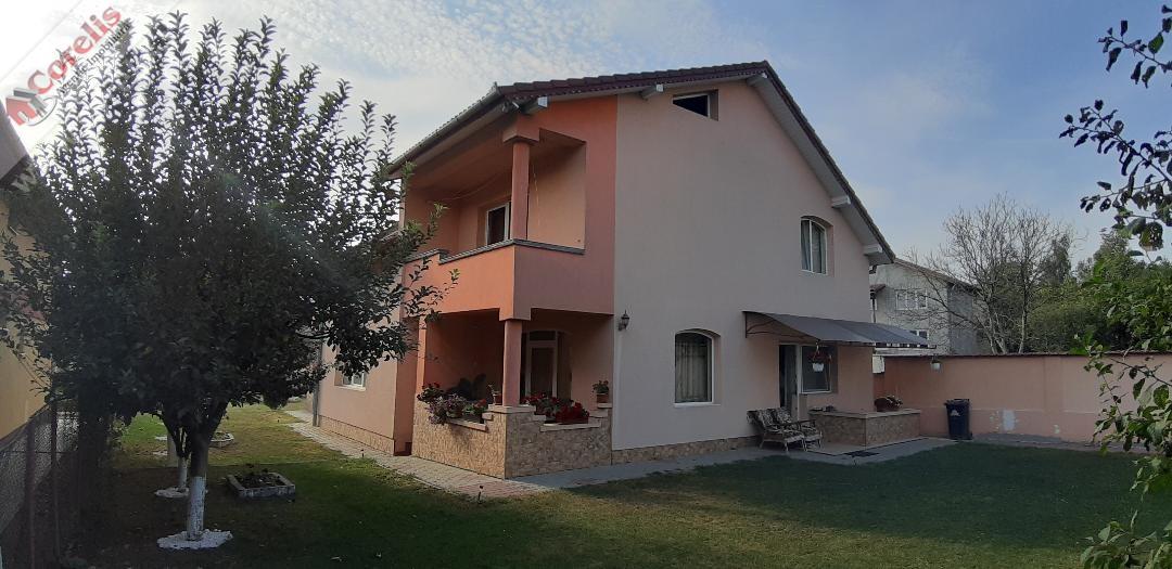 De vanzare, casa 4 dormitoare si 1000 mp teren, Cetate-Alba Iulia