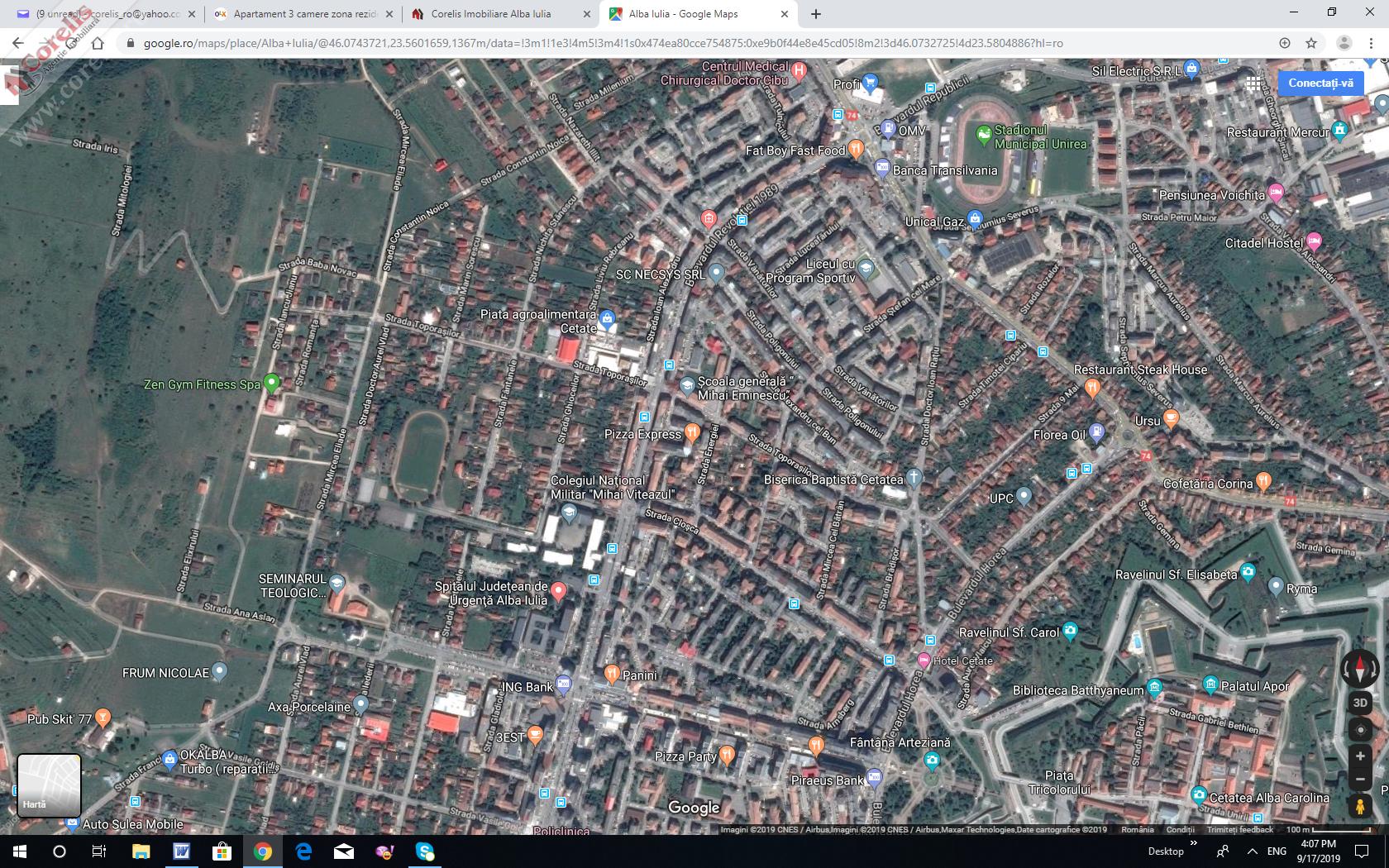 Teren in Alba Iulia