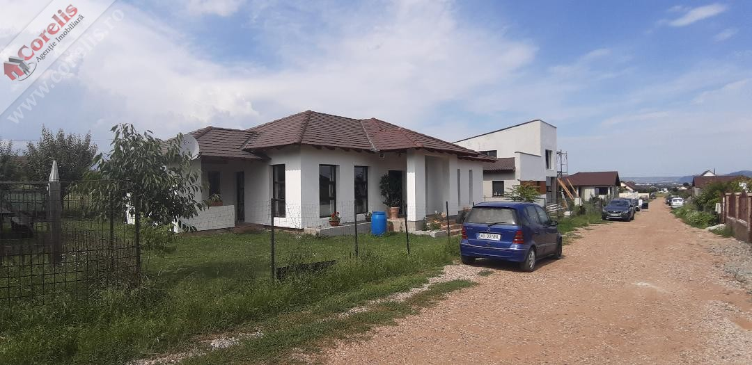Casa unifamiliala, parter, 127mp, teren 525 mp, Zona Verde