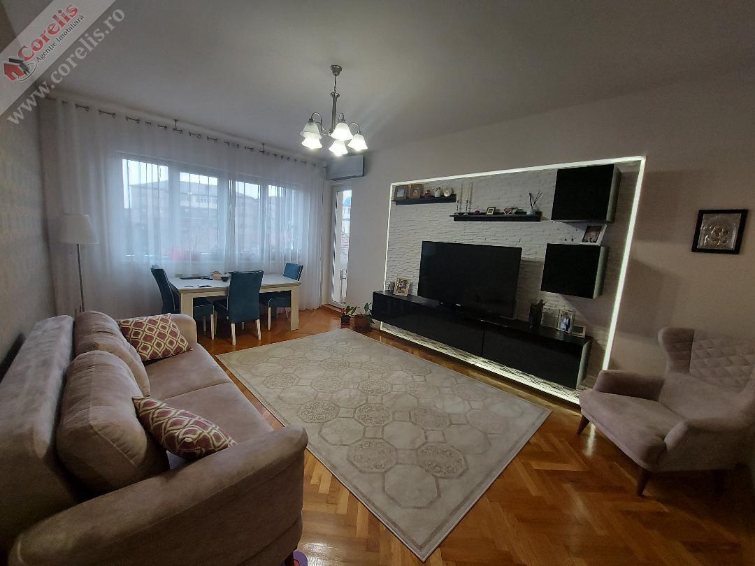 RAFINAMENT, ARMONIE! Apartament, Cetate-Energiei, etaj 2, 98 mp.