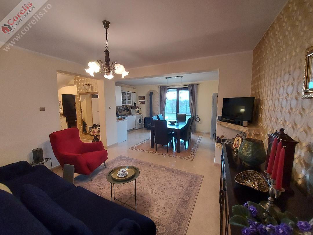 ATRACTIV!!! Apartament la casă cu grădină, mobilat, Cetate