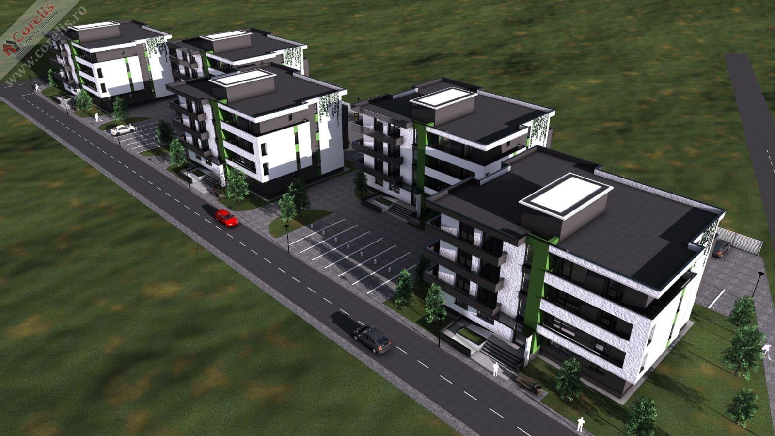Apartamente noi in Almax Residence