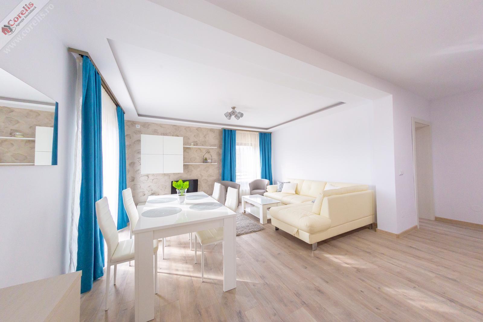 Apartamente 3 camere in Vila