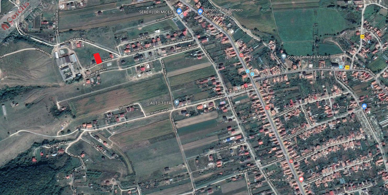 Teren intravilan Alba Iulia